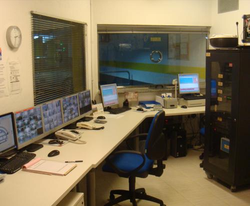 Telecontrol de aparcamientos for Oficina nacex barcelona